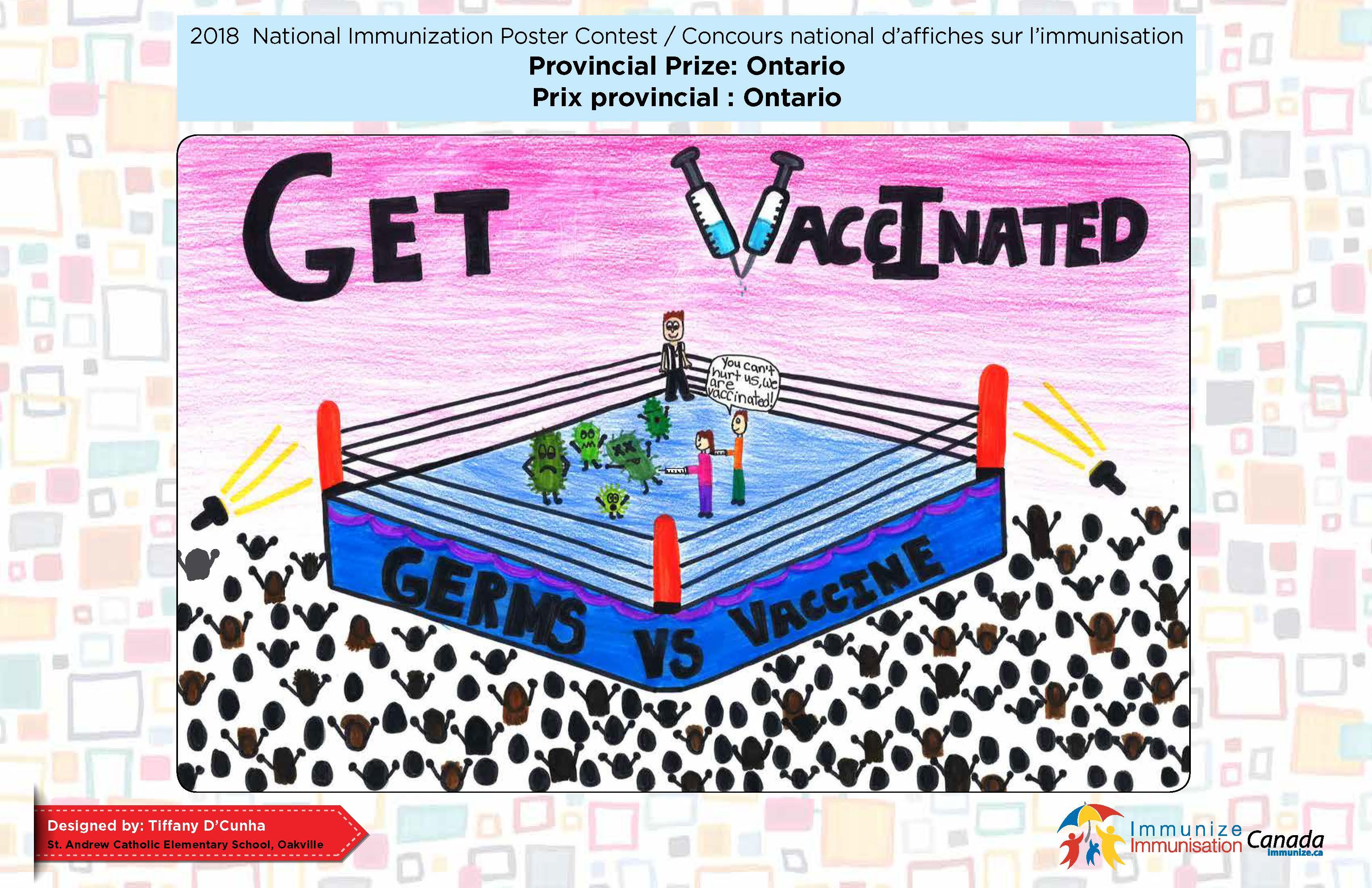 National Immunization Poster Contest | immunizecanada